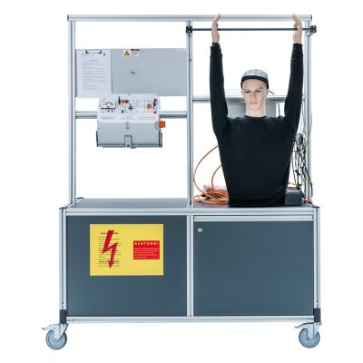 Training Stand High Voltage Hazards and Accident Prevention