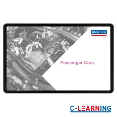 E-Learning Automotive Technology - Passenger Cars Company License