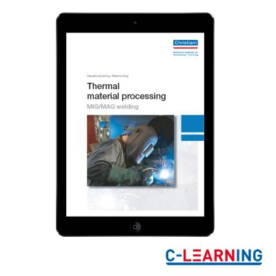 Thermal Material Processing - Part: MIG/MAG Welding