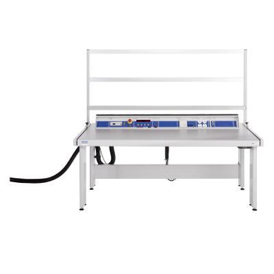 Laboratory Table Pivot Rail