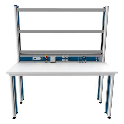 Laboratory Table Straight V2