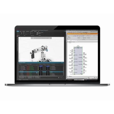 mMS-Sim4edu 3D Mechatronics Simulation Software Single User License
