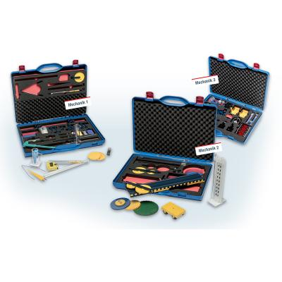 Case Set Mechanics 1-3 without Timer Set