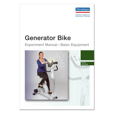 Experiment Manual Generator Bike