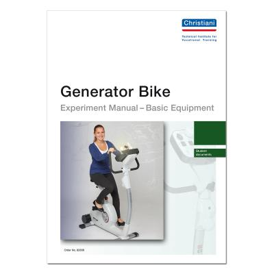 Experiment Manual Generator Bike