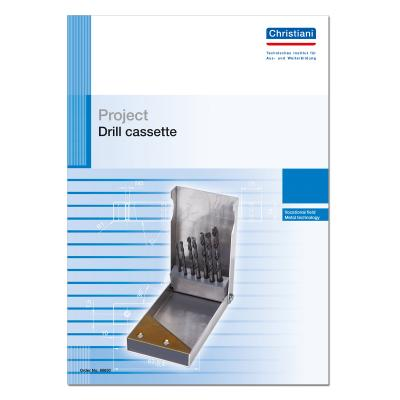 Project Work Drill Cassette