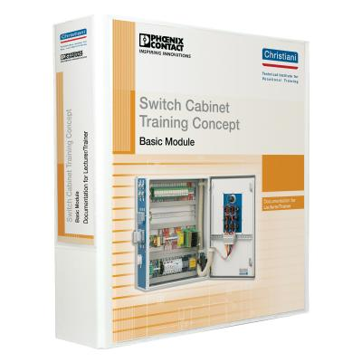Training Concept Switch Cabinet - Basic Module