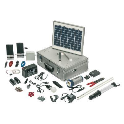 Solar Work Case
