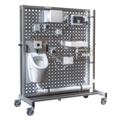 Training Stand Bathroom Installation