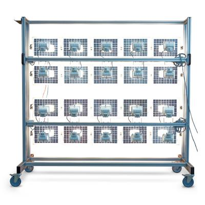 Mobile PV Generator Teaching System
