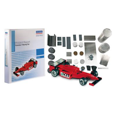 Project Work Formula 1 Racing Car